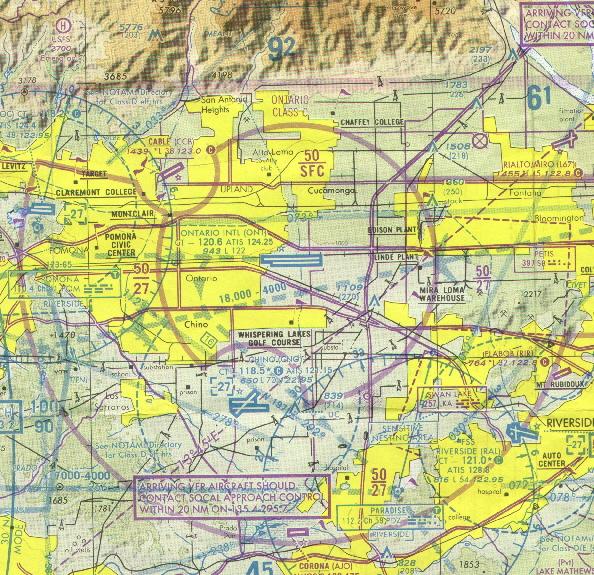 La Verne Brackett Field By Pilotage